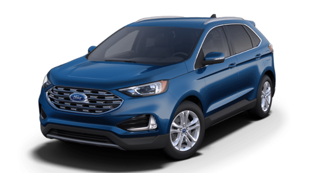 New 2020 Ford Edge SEL Crossover in San Angelo. TX